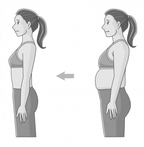 ダイエットする女性22